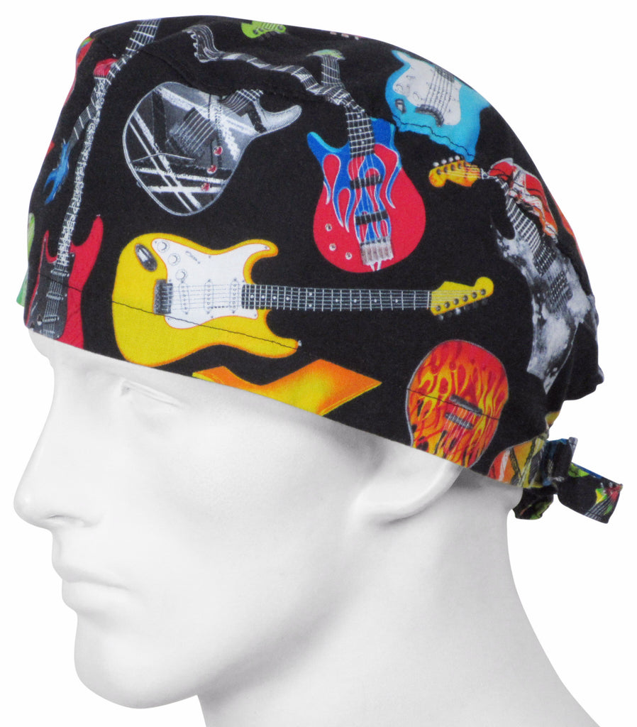 Scrub Surgical Hats Electric Guitars