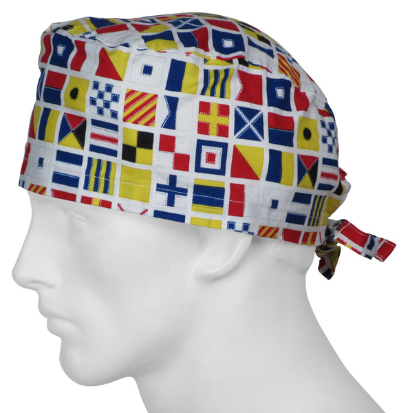 Surgical Caps Code Flags