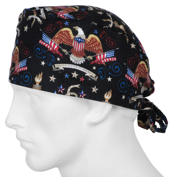 Surgical Scrub Caps Liberty