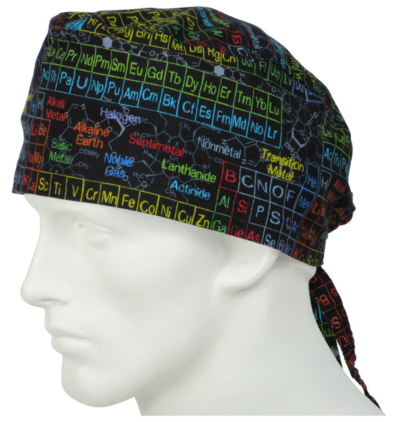 Scrub Cap Scientific Elements