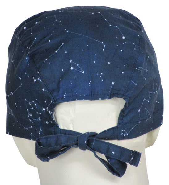 Surgical Scrub Caps Constellations
