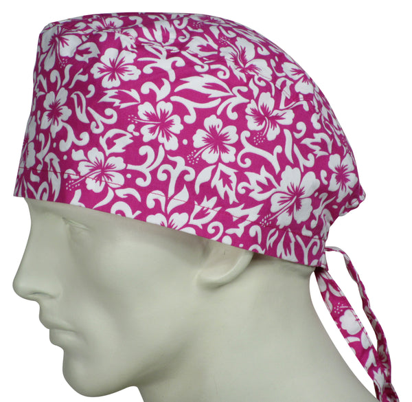 Surgeon Caps Pareau Pink