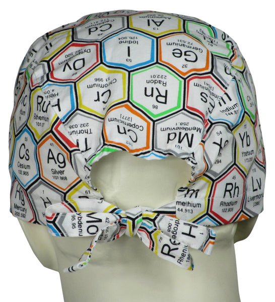 Surgical Hats Periodic Elements