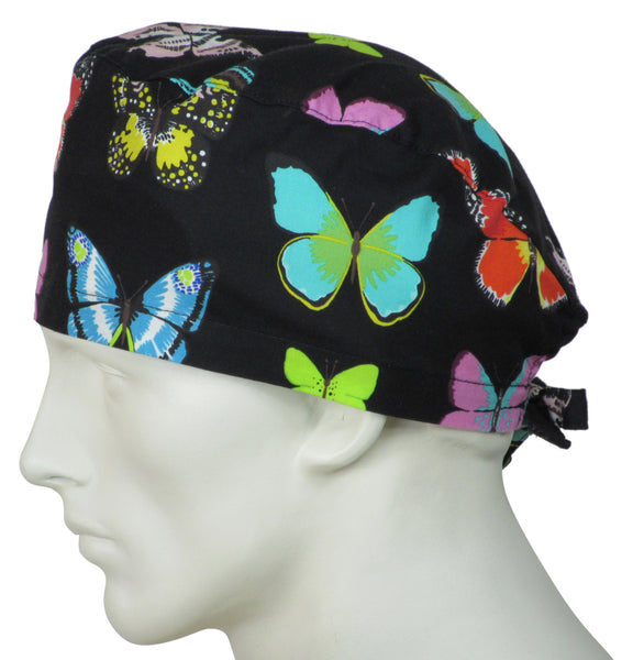 Surgical Caps Mariposa