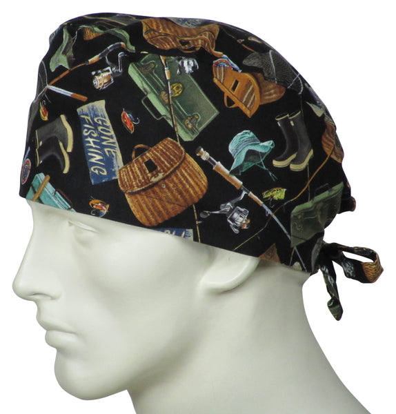 Surgical Hats Fishing Gear