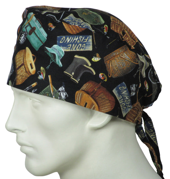 Scrub Caps Fishing Gear