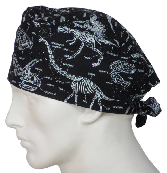 Surgeon Caps Prehistoric Animals