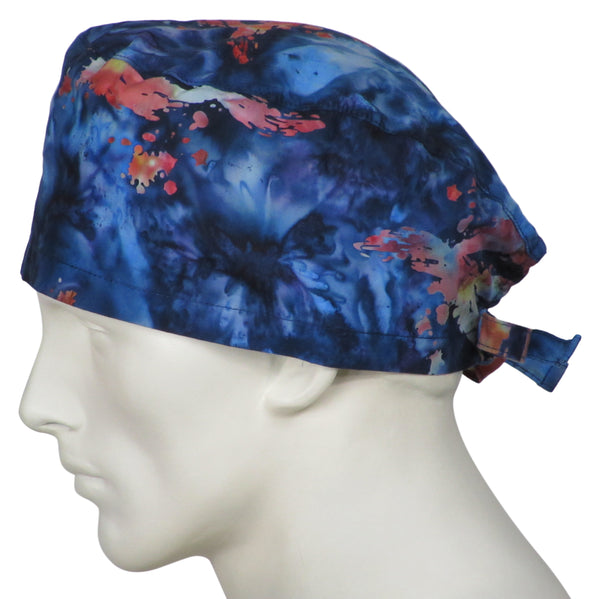 Surgical Scrub Caps Fire & Ice
