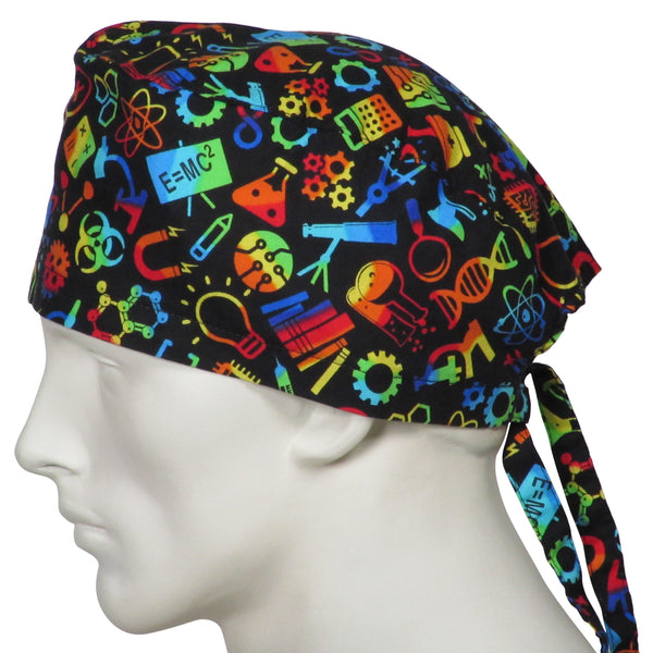 Scrub Hats Modern Science