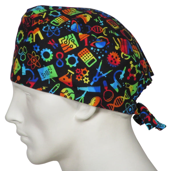 Scrub Caps Modern Science