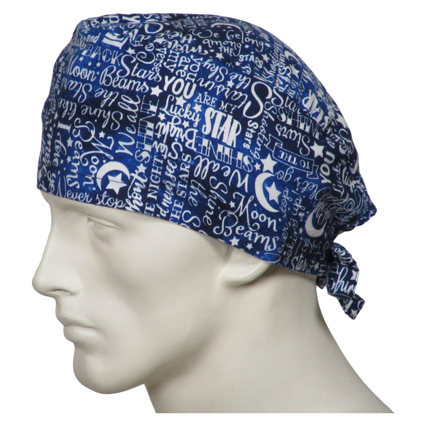 Scrub Hats  Starbright