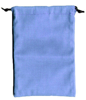 Candy Blue Scrub Sacks