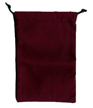 Wine Burgundy Scrub Sacks