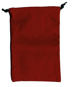 Cherry Red Scrub Sacks