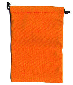 Sunrise Orange Scrub Sacks