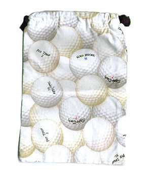 Golf Balls Surgical Sacks