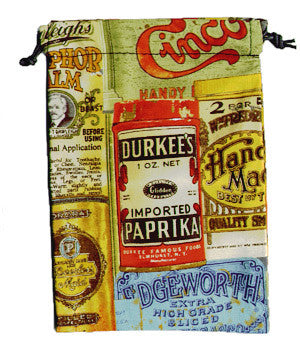 Olde Cans Scrub Surgical Sacks