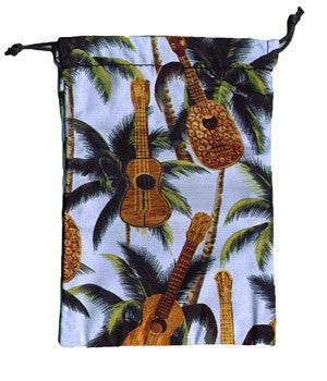 Guitars & Palms Scrub Surgical Sacks