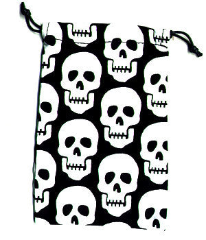 Row of Skulls Scrub Sacks