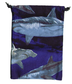 N. American Sharks Scrub Sacks