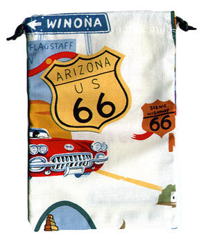 Tour Route 66 Scrub Sacks