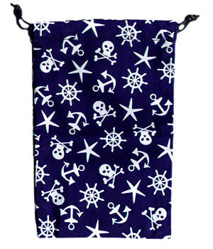 Sailor Symbols Scrub Sacks