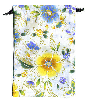 French Flowers Surgical Sacks