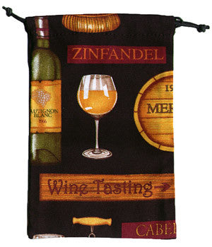 Wine Tasting Surgical Sacks