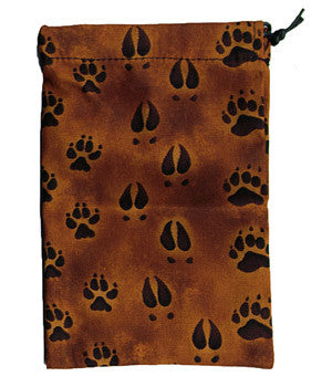 Copper Paw Prints Surgical Sacks