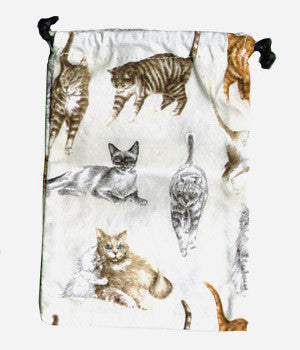 Curious Kittens Surgical Scrub Sacks