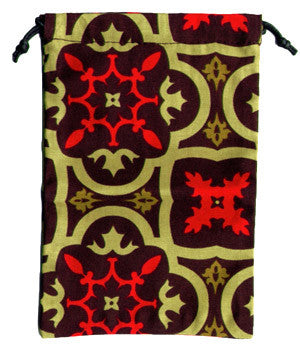 Moorish Tiles Surgical Scrub Sacks
