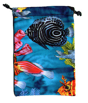 Under the Sea Surgical Scrub Sacks