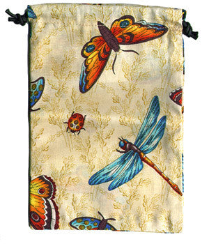Olde Butterflies Surgical Scrub Sacks
