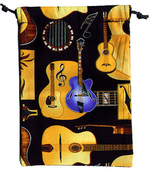 Guitar Shop Surgical Scrub Sacks