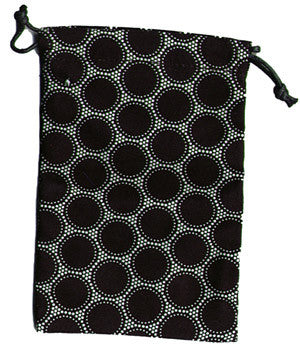 Ebony Seeds Scrub Surgical Sacks