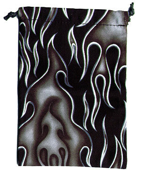 BW Flames Scrub Surgical Sacks