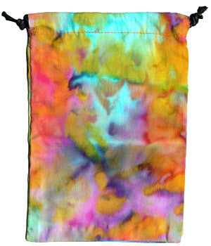 Tie Dye Scrub Surgical Sacks