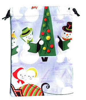 Snowyville Scrub Surgical Sacks