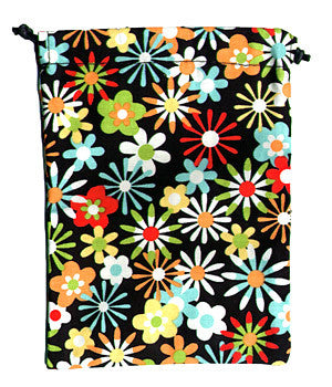 Flowers A Plenty Scrub Surgical Sacks