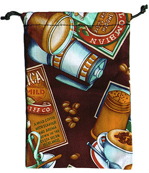 World Coffee Scrub Surgical Sacks