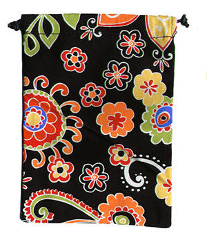 Boho Blossom Scrub Surgical Sacks