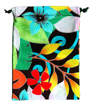 Belize Bloom Scrub Sacks