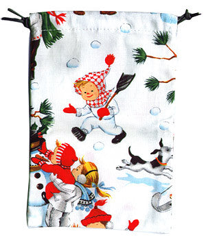 Snowman Surgical Sacks