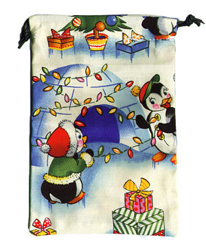 Penguin Holiday Surgical Sacks