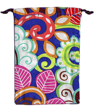 Garden Collage Scrub Sacks