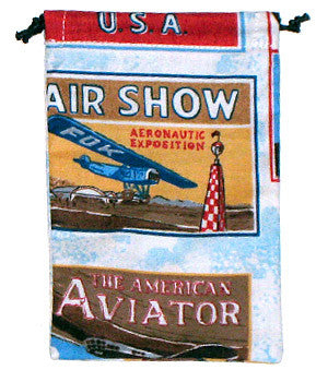 Air Show Surgical Scrub Sacks