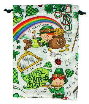 St. Patricks Day Surgical Sack