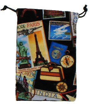 Bon Voyage 2 Surgical Scrub Sacks