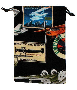 Lets Fly Surgical Scrub Sacks