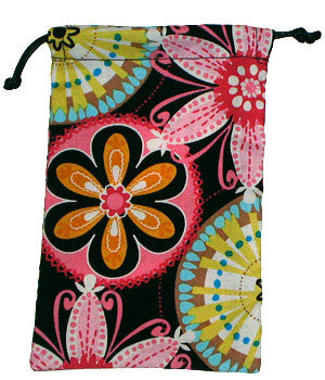 Carnival Bloom Scrub Sacks